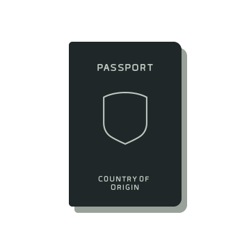 picture of a passport